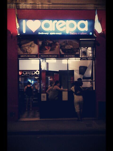 I <3 Arepa