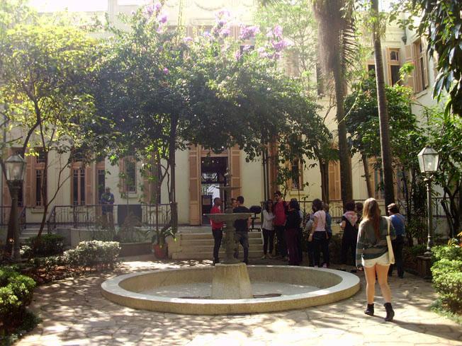 Faculdade de Arquitetura e Urbanismo da USP