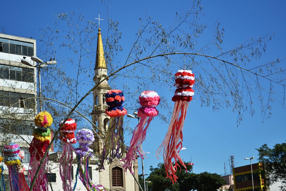 35° Tanabata Matsuri Festival das Estrelas na Liberdade