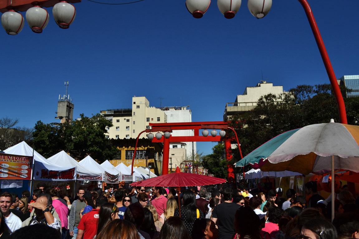 35° Tanabata Matsuri Festival das Estrelas 2013